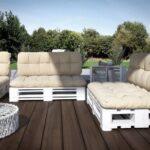 Cuscini per divano in pallet